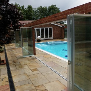 Frameless Glass Doors – Enclosures