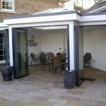 UltraSlim slide-pivot retractable doors