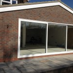 2 sets of Sightline patio doors