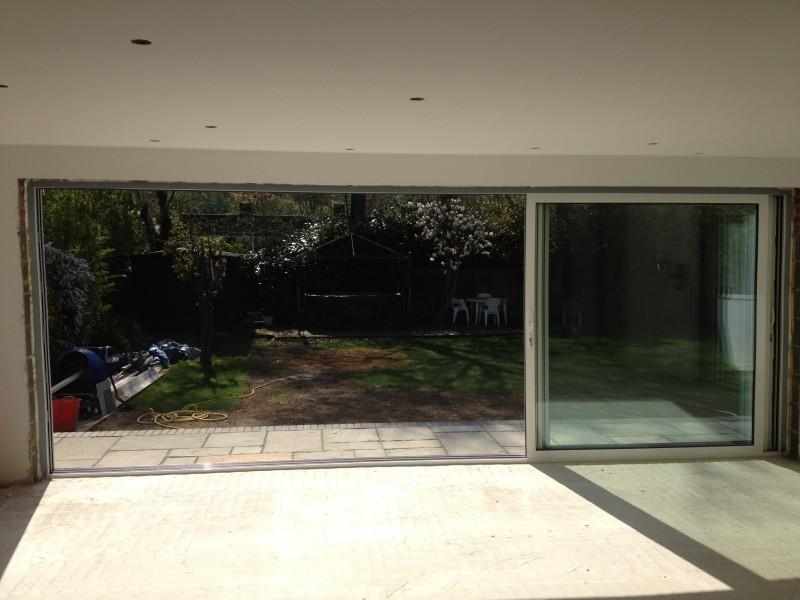 Sightline Doors Gallery Extra Large Glass Sliding Doors