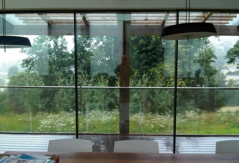 Sightline Doors Gallery Extra Large Glass Sliding Doors