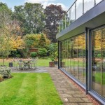 slide-pivot retractable doors & glass balustrades