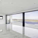 designer villas - sunseeker ultraslim doors