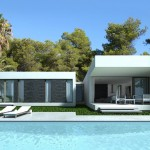 villa 'cabrera' design