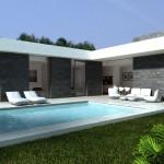 villa 'formentera' design