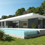 villa 'ibiza' design