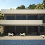 villa 'menorca' design